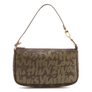 Louis Vuitton Stephen Sprouse Graffiti Pouchette